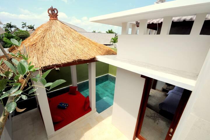 Private Two Bedroom Pool Villa in Seminyak - Kuta - Villa