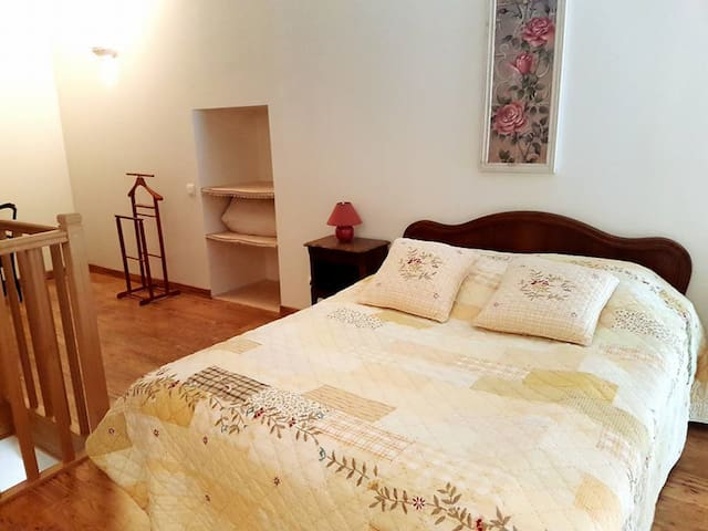 Cottage for 12-13 persons - Saint-Aubin - Rumah