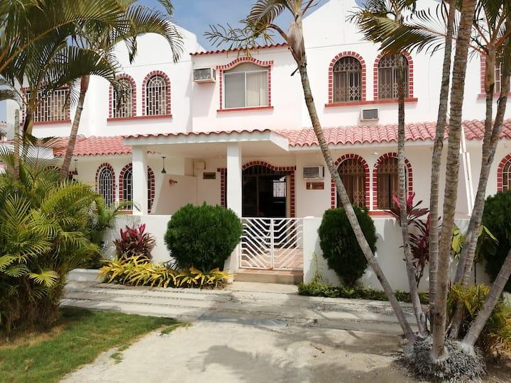 Casa en Salinas-Ecuador, Urb.San Rafael I