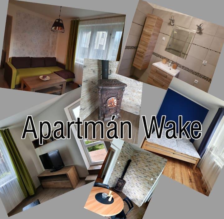 Apartmán WAKE