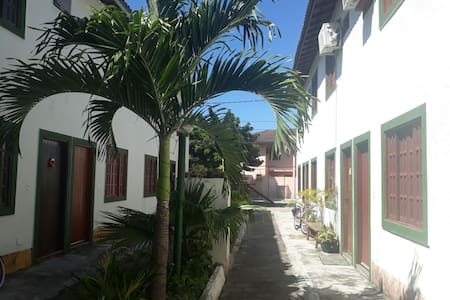 Aconchego das palmeiras (Quarto inteiro)