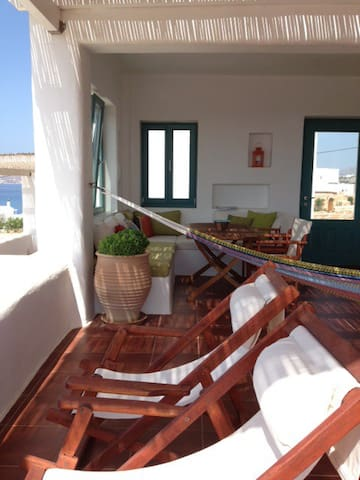 Spiti Nisi - cozy summer house - Πάρου - Huis