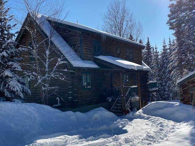 Rangeley Cabin 2 Bedrooms and Loft ATV/Snowmobile