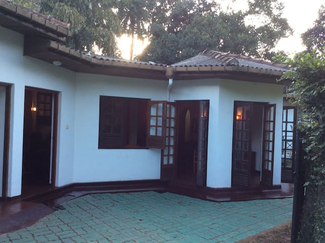 Fully furnished house at kandy - Kandy - Rumah