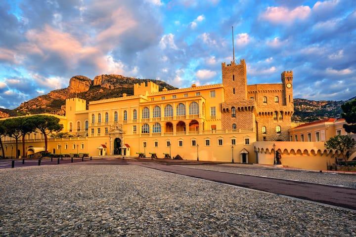 Prince Palace Monaco