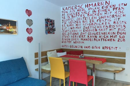Wunderschöne Wohnung - Urlaub im Apartment Rosi - ザールバッハ