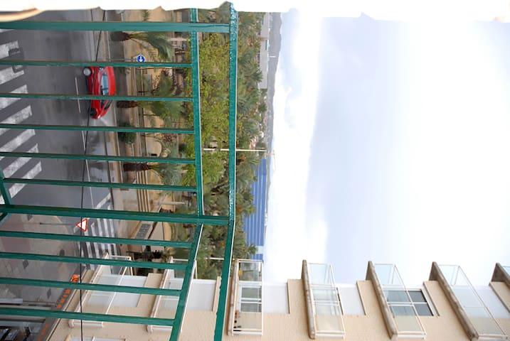 Piso frente a Palmeral en Elche - Elx - Leilighet
