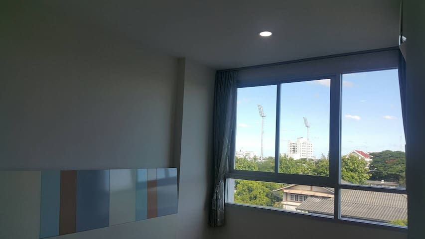Condominium city plus @ Ratchaburi - Na Muang - Condominio