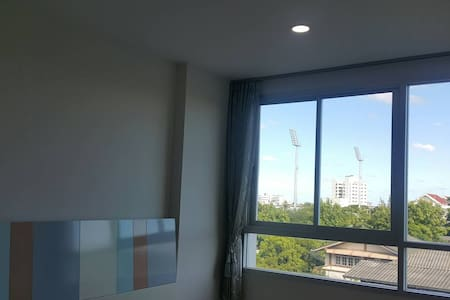 Condominium city plus @ Ratchaburi - Na Muang - Condomínio
