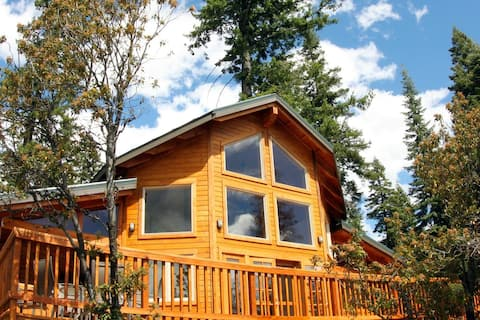 #2D Parsnip Lakes ~ Green Springs Cabins ~ Jacuzzi Tub