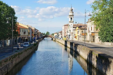 Appartament in Battaglia Terme - Battaglia Terme - Lejlighed