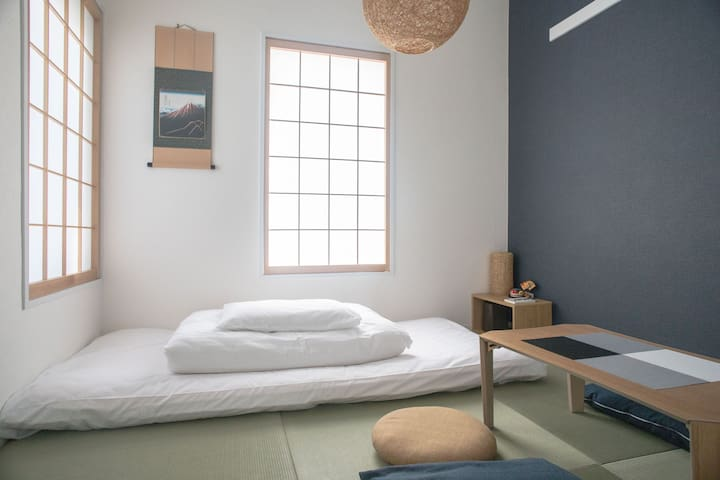 1 station 5 minute from Kyoto Station/2room【2B】