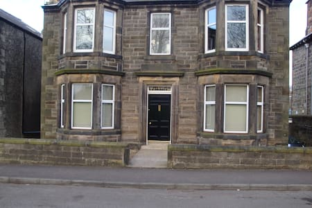 Central, Large Private Room - Dunfermline - Hus