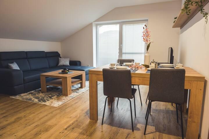 Apartmán pre 4 osoby  - Vila Anna
