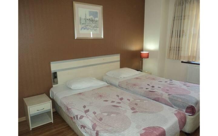 TWIN room (25 m²)