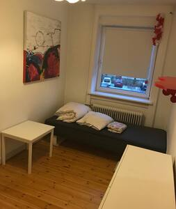 Cozy single room en nice apartment - Herlev