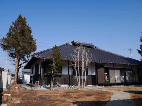 長野を「日常」にする少し贅沢な田舎の家ー佐久の里・三浦庵