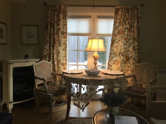 "Amadeus ""English Garden Studio"" - New Haven - Bed & Breakfast"