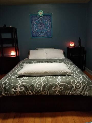 Serenity in the City 2 Bedroom Sanctuary.
