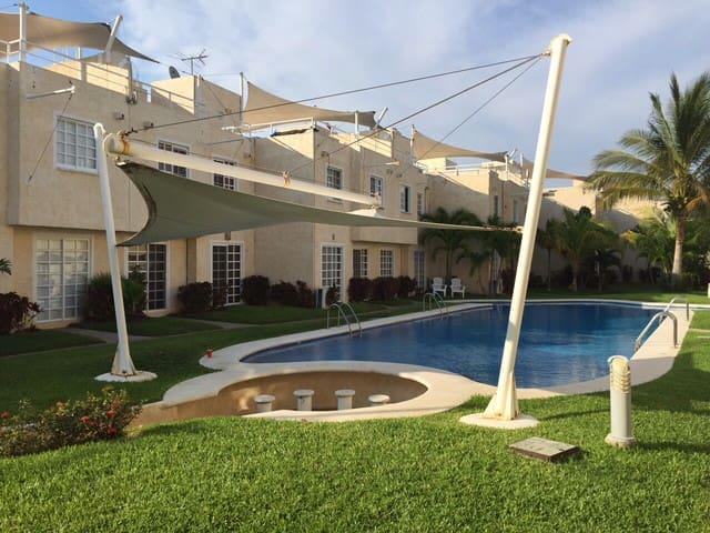 Hermosa Casa Acapulco Diamante Cond Puente del Mar