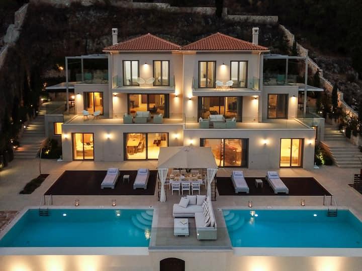 Luxury Villa Marion in Corfu