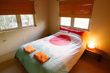 Cute & Clean Room by the Beach - Kailua-Kona - House
