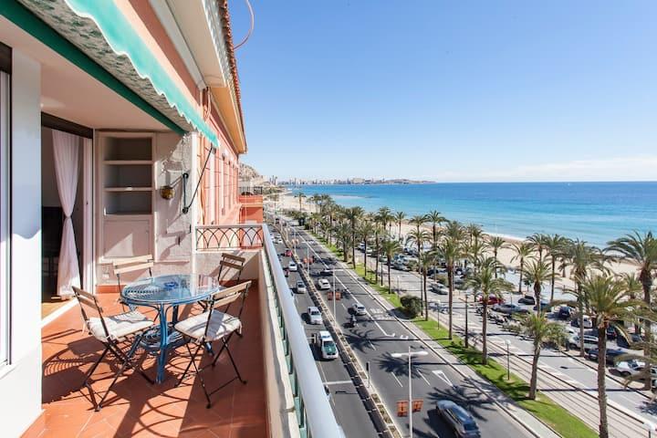 Apartamento Bahía Alicante Vista Mar 5