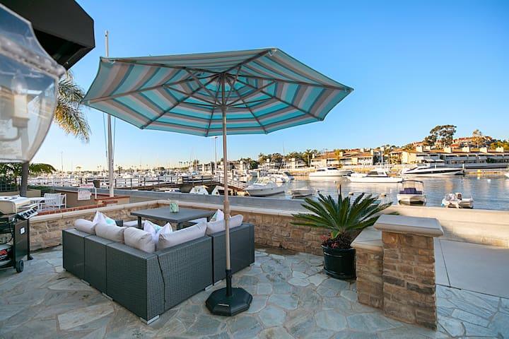 Luxurious Balboa Island Beachfront House! – Slps 8