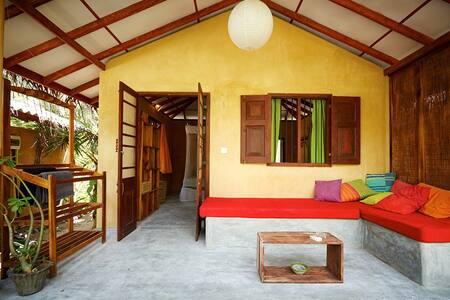 Bungalow, Free Breakfast, Kayak/SUP - Kalpitiya - บังกะโล