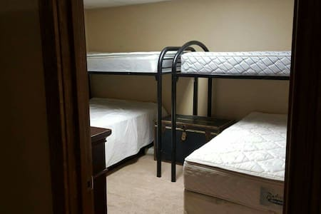 3 Near Creation Museum, CVG airport - Burlington - Dom