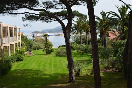 2 rooms apartment.54 m2 on 1st flor - Hyères - Leilighet