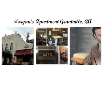 Grantville, GA Apartment for Walking Dead Fans