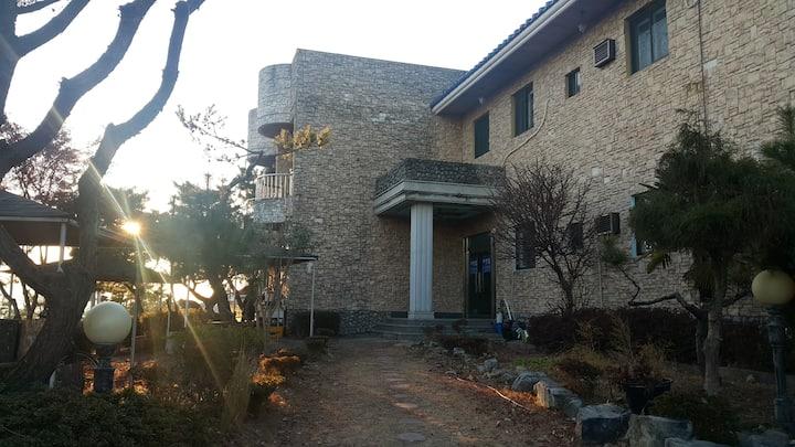 게스트하우스 소머즈의 여행텔 커플룸