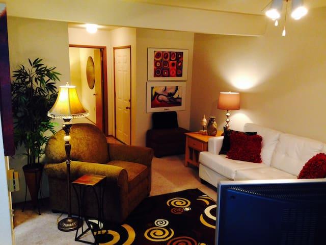 Favorite area - Fantastic apartment - Eugene - Apartment