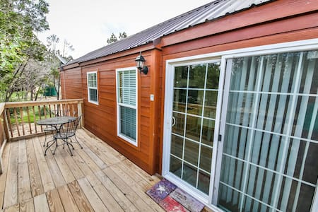 Texas Hill Country Cabin(s) with Pool Access - Austin