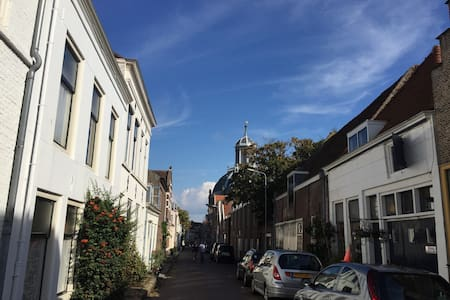 Charming house with idyllic garden - Middelburg - Huis
