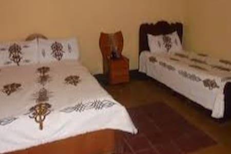 Petra Lalibela Home stay