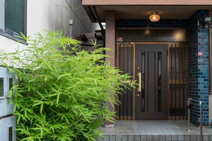 Private house/ Max 10 People/Kyoto Sanjo/Free WIFI