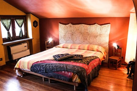 B&B Pian Savin - Suite Tora + bagno privato - Giaveno - Bed & Breakfast