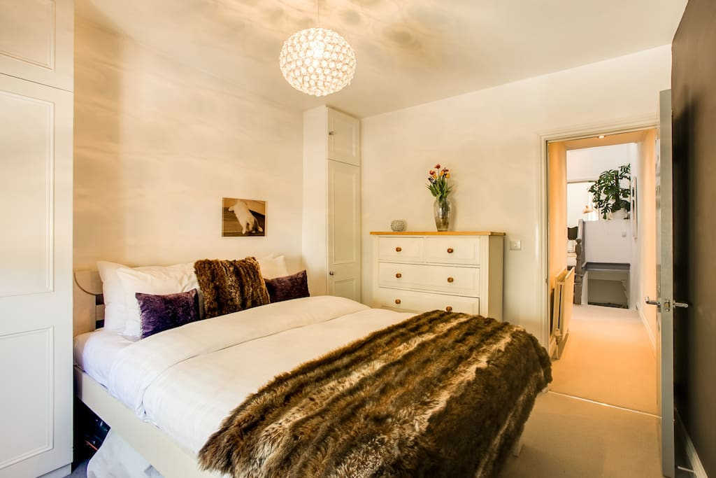 My property has everything you need; a spacious bedroom...