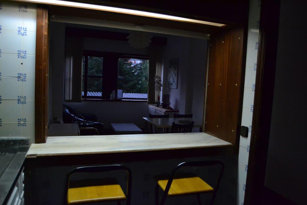 Cosy romantic apartment private garage apartments for for Apartments with private garage