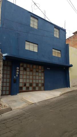Departamento amueblado En H. Puebla De Zaragoza
