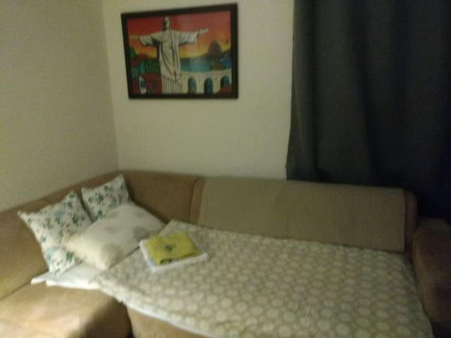Comfortable room in the city center, Pempelfort