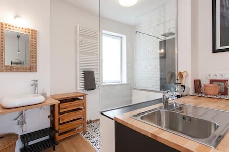 Chic Prague Studio - Design, View, Location - Praga - Apartament