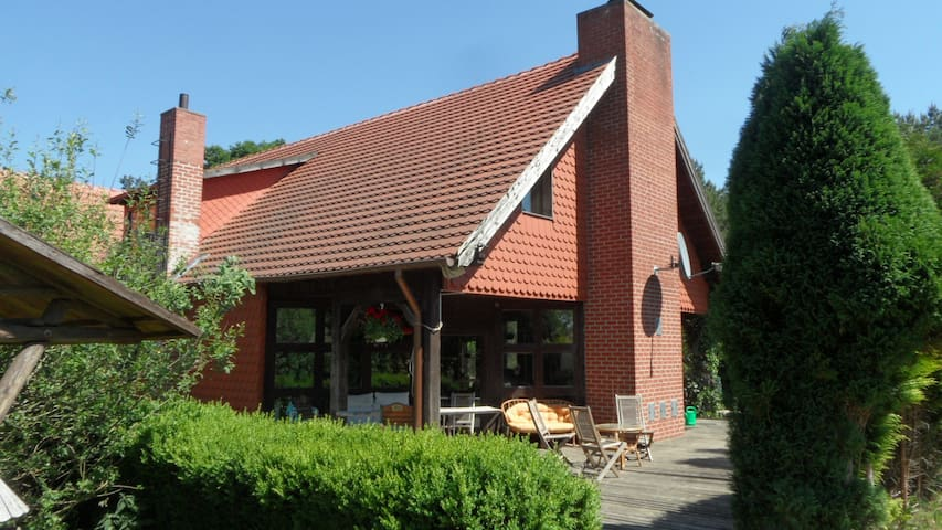 Farm stay near the Polish border