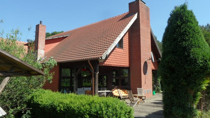 Farm stay near the Polish border
