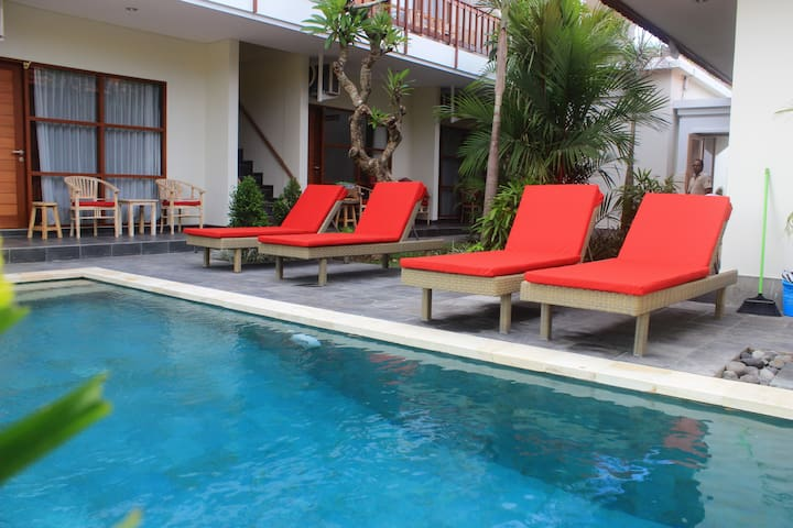 Abyan Guest House Sanur - Bali - Bed & Breakfast