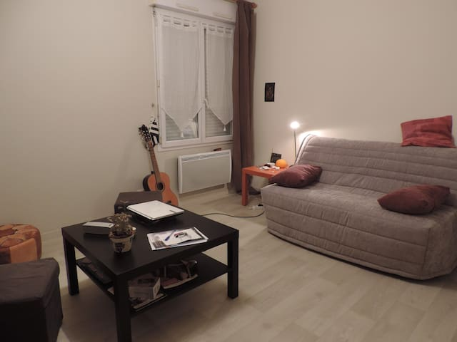 Studio Angers - Angers - Apartment