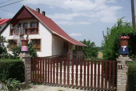 Hagyományőrző  családbarát ház a Gemenc területén - Báta - 宾馆