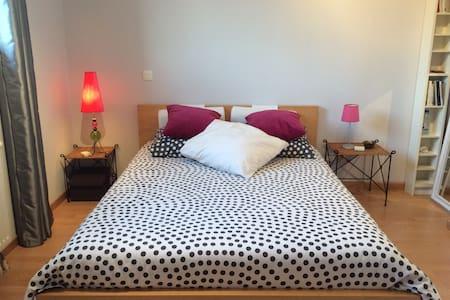 Grande Chambre dans maison de 120 m2 , trés calme - Le Fauga - Inap sarapan